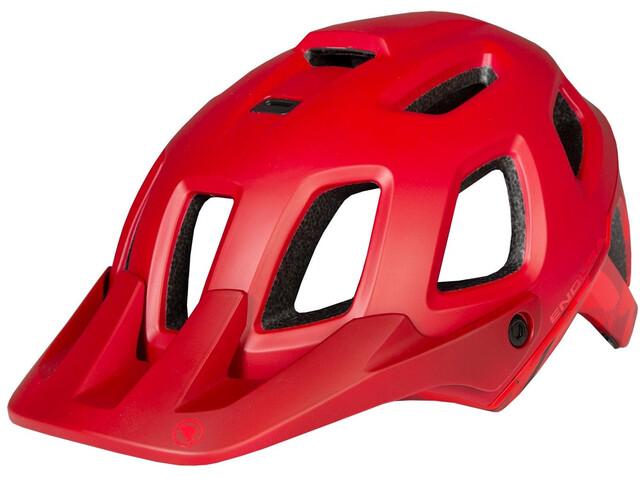 Endura SingleTrack II Helm rust